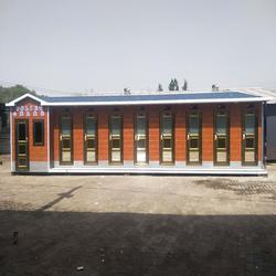 景区移动厕所 智能环保卫生间 移动公厕图片