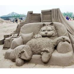 动物造型园林沙雕,陕西园林沙雕,永正雕塑图片