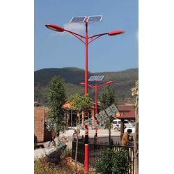 8米led太阳能路灯-抚州太阳能路灯-亚黎LED路灯安装图片