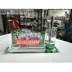 九江供应八一建军节主题纪念品,老兵表彰、退伍、聚会水晶纪念礼品定制图片