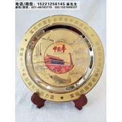 中国梦主题纪念牌、居委会年会奖牌、党员光荣退休感谢牌制作,北京纯铜礼品图片