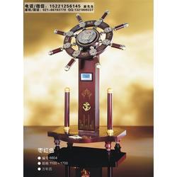 上海本地制作领航舵摆件厂家、酒店饭店开业纪念品、公司成立20周年祝贺摆件图片