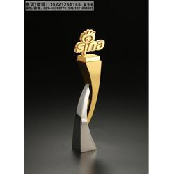 企业logo品牌形象奖杯设计、上海奖杯生产制作厂家、企业活动礼品五一节纪念品图片