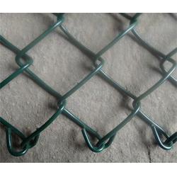 菱形网、宏宇五金丝网、足球场菱形网图片
