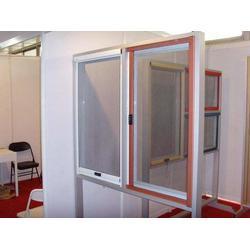 金刚网纱窗配件、大同金刚网纱窗、老战友门窗(查看)图片