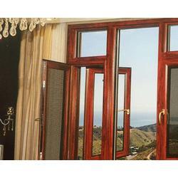 太原老战友门窗制作、忻州隔热断桥窗户、铝合金隔热断桥窗户图片