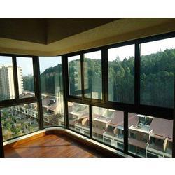 铝合金断桥窗户生产厂家-山西铝合金断桥窗户-老战友门窗图片