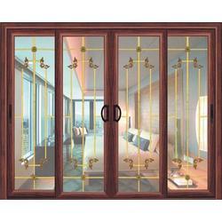 吕梁断桥铝门窗_老战友门窗(在线咨询)_断桥铝门窗厂家直销图片