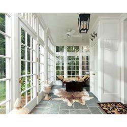 玻璃顶阳光房安装,晋中玻璃顶阳光房,太原老战友断桥铝门窗图片