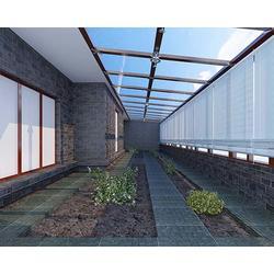 山西德高瓦顶阳光房厂家、山西德高瓦顶阳光房、太原老战友门窗图片