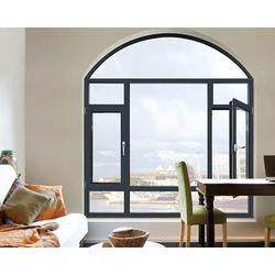 山西太原别墅门窗、山西太原门窗、老战友门窗图片