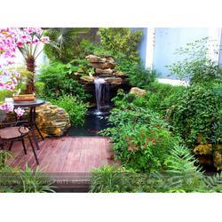 别墅庭院设计-一禾园林(在线咨询)别墅庭院图片
