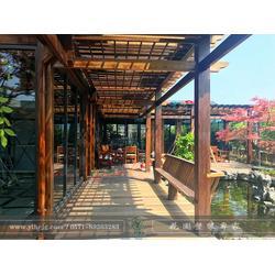 杭州私家花园-私家花园公司-一禾园林图片