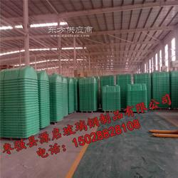 SMC玻璃钢模压化粪池1立方家用成品新农村改造旱厕环保三格2立方图片