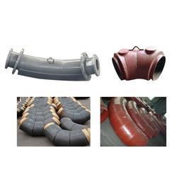 铸石管选道勤耐磨材料 铸石弯头报价-铸石弯头图片