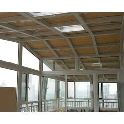山西断桥铝门窗-太原老战友门窗制作厂-山西断桥铝门窗制作安装图片