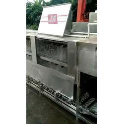 二手吊装线洗箱机|兴溢机械设备new(在线咨询)|洗箱机图片