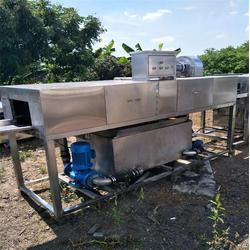二手洗箱机厂家 兴溢机械设备new信阳洗箱机
