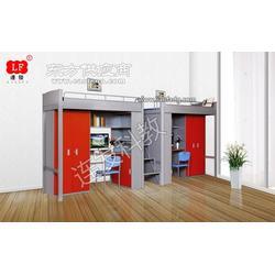 公寓床 长期使用不松动,不摇晃,超静音牢固图片