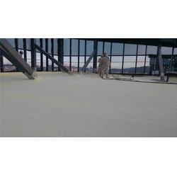 无锡硬泡聚氨酯、明煌保温材料(在线咨询)、屋面隔热硬泡聚氨酯图片