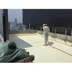 明煌保温材料,硬泡聚氨酯现场喷涂施工,河源硬泡聚氨酯图片
