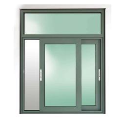 阳台推拉窗-惠州推拉窗-广湘合铝业(查看)图片