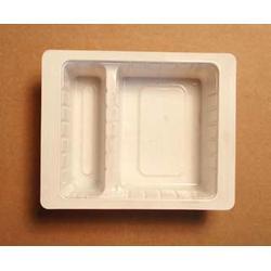 鸿塑包装(图)|大朗植绒吸塑托盘厂家|植绒吸塑托盘图片