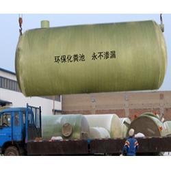 玻璃钢化粪池-朝?#31570;?#29827;钢厂家-玻璃钢化粪池生产商图片