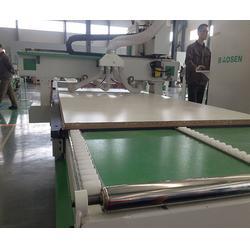 山东展创质量可靠(多图)、板式家具生产线、板式家具生产线图片