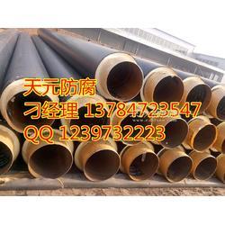 保温管道厂家聚氨酯保温钢管图片
