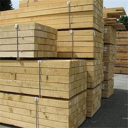 铁杉建筑木方经销商-恒豪木业(在线咨询)铁杉建筑木方图片