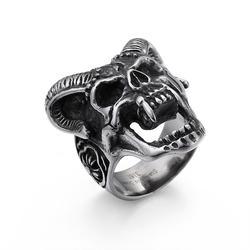 情侣不锈钢戒指报价-卡轮(在线咨询)情侣不锈钢戒指图片