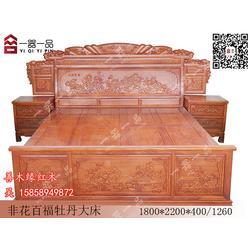 古典红酸枝红木家具-红酸枝-善木缘木善匠心图片