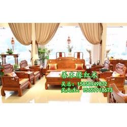 客厅红木家具报价-善木缘十年专注红木-山东红木家具图片
