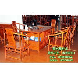 江苏缅甸酸枝1米68条案-善木缘专注红木经营图片