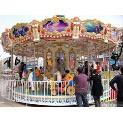 儿童游乐设备豪华转马,长沙豪华转马,旋转木马(查看)图片