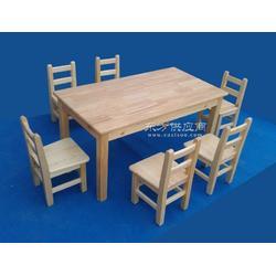 实木幼儿园课桌椅各类幼儿床图片