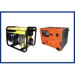 玉柴柴油发电机,柴油发电机,雷腾机电(查看)图片