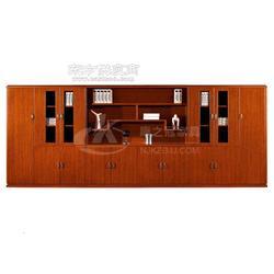 供应康之冠实木书柜实木办公柜图片
