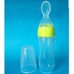 汕头硅胶米糊瓶、硅胶米糊瓶加工、百亚硅胶(推荐商家)图片