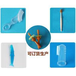 硅胶牙刷加工-硅胶牙刷-东莞百亚硅胶制品公司图片