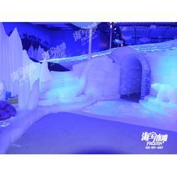 冰雕、江苏海宝冰雕、漫乐冰雕哪家公司制作图片