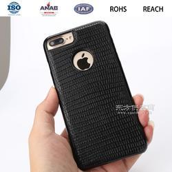苹果保护套iPhone 7真皮商务新款单壳式超薄手机配件工厂贴牌加工图片