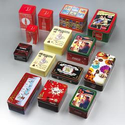 购买礼品铁盒 精丽(在线咨询) 礼品铁盒生产厂家图片