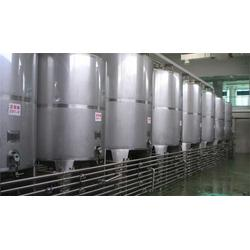 储水罐-昌鑫源(客户满意)卧式储水罐厂家图片