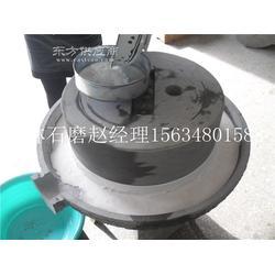 豆浆米浆 芝麻酱石磨 面粉石磨 电动石磨 厂家零售图片