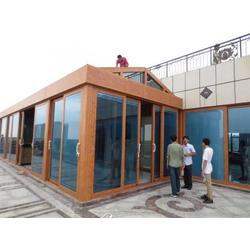 门窗,铝合金门窗安装,扬州海天装饰(优质商家)图片