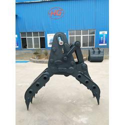 抓料器报价、湖北抓料器、鸿工机械公司图片