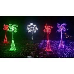 伟兰照明、led节日彩灯设计安装、石家庄led节日彩灯图片