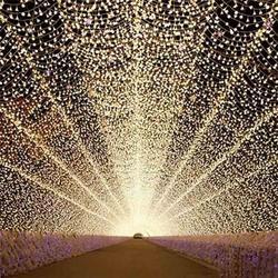 河南公园led节日彩灯设计、伟兰照明、led节日彩灯设计图片